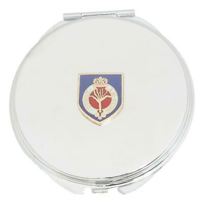 Welsh Guards Compact Mirror Handbag Gift With Free Engraving ME15 • 12.99£