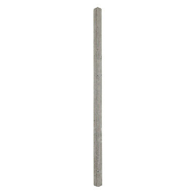Lightweight Concrete Fence Post - 2.4m - Pack Of 3/4/5 • 209.99£