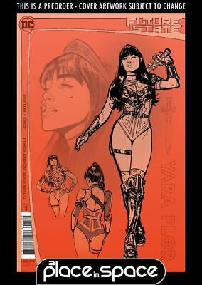 (wk05) Future State: Woman Woman #1 - 2nd Printing - Preorder Feb 3rd • 3.90£