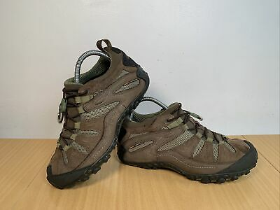 Merrell Chameleon Arc Stretch Canteen Hiking Trail Shoes Size UK 6 EUR 39 • 31.95£