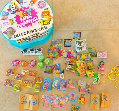 $1.99 • Buy Mini Brands Toy Series WAVE 2 AND WAVE 1 Pick Your Toy Zuru 5 Surprise