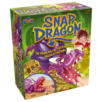 T73000 TOMY Snap Dragon Kids Childrens Action Family Table Top Game For Ages 4+ • 14.69£
