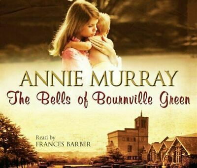 The Bells Of Bournville Green By Annie Murray (2008) 3 X CD Audiobook *LIKE NEW  • 7.99£