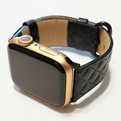 $ CDN20.06 • Buy Leather Band Fits Apple Watch Series 6, 5, 4, 3, 2, And 1