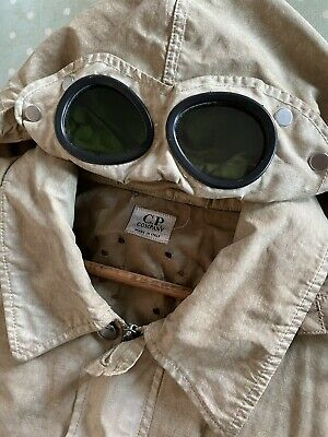 2003 CP Company Mille Miglia Goggle Jacket Watchviewer. • 150£