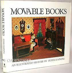 Movable Books, Haining, Peter, Used; Good Book • 21.95£