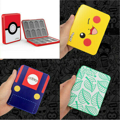 AU21.84 • Buy 16 In 1 Game Card Case Storage Box SD Card Carry Box For Nintendo Switch/Lite AU
