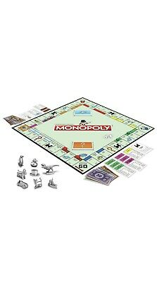 Monopoly Classic Board Game From Hasbro Gaming • 28.99£
