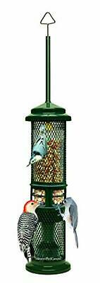 Squirrel Buster Nut Feeder Squirrel-Proof Bird Feeder For Nuts And Fruit Two ... • 77.19£