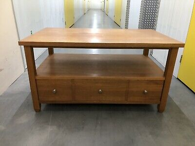 Next Hudson Oak TV Unit Delivery Available 🚚 • 75£