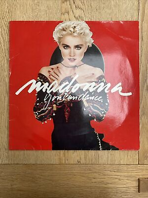 Madonna - You Can Dance Vinyl Record LP • 2.99£