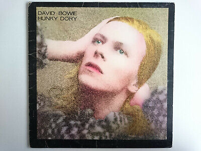 David Bowie Hunky Dory Rca Victor Lsp 4623  Ziggy Stardust Tin Machine Glam • 6.99£