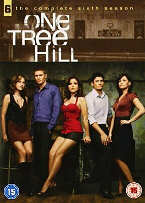 One Tree Hill - Season 6 [DVD] [2009], New, DVD, FREE & FAST Delivery • 18.32£