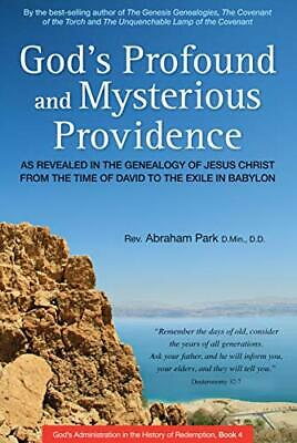 God's Profound And Mysterious Providence: Book , Park*. • 8.75£