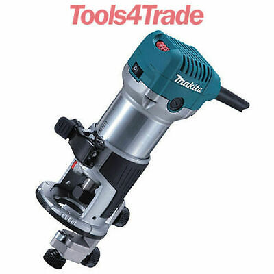 Clearance Makita RT0700CX4 1/4  Router / Laminate Trimmer 240V • 82£
