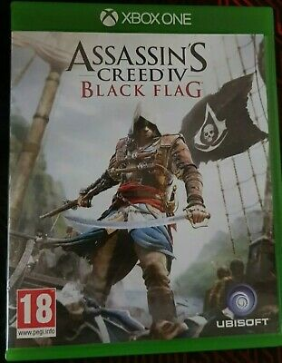 Assassins Creed Black Flag Xbox One • 3£