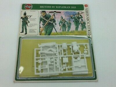 Airfix British 95th Rifleman 1815 54mm Kit Figure - Blister Card Version • 3.99£