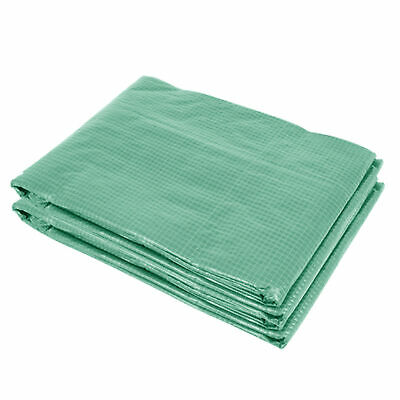 Outsunny 2 X 3 X 3m Greenhouse Replacement Cover ONLY For Tunnel Greenhouse • 42.99£
