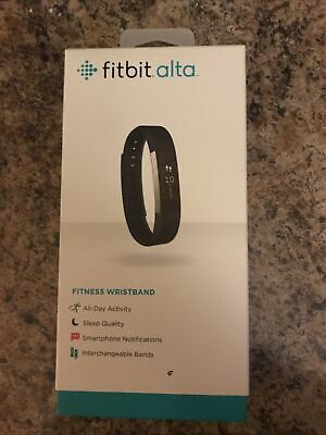 $ CDN56.83 • Buy Fitbit Alta Wristband, Large - Black