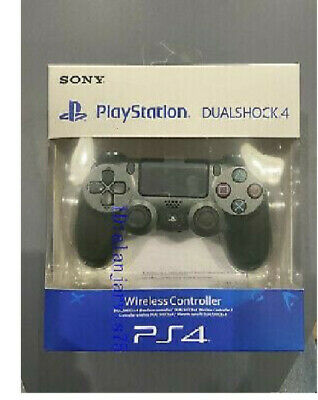 Official Sony Ps4 Dualshock 4 Controller (black/grey) V2 Brand New & Sealed • 28£