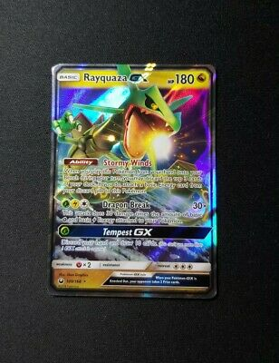 $ CDN7.99 • Buy 2018 Pokemon SM Celestial Storm Rayquaza GX 109/168 NM/LP