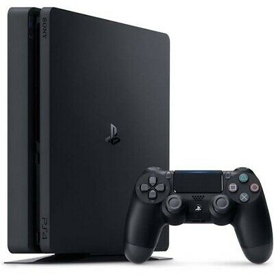 AU299 • Buy Playstation 4 PS4 Slim Console 500 GB + 3 Free Games & 3 DVD MOVIE EXPRESS POST
