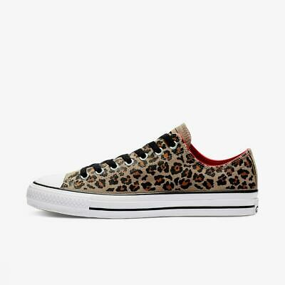 £37.99 • Buy Converse Chuck Taylor All Star Pro Ox Low Top Leopard Print Suede Trainers