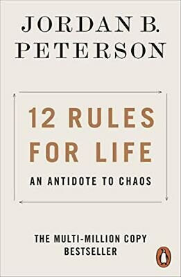 AU14.75 • Buy NEW 12 Rules For Life 2019 By Jordan B. Peterson Paperback Book | FREE SHIPPING