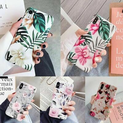 AU5.91 • Buy Cute Shockproof Flower Girls Case Cover For Iphone 11 Pro Max 8 7 6S XS XR X