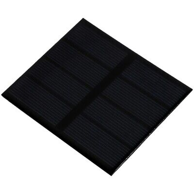 AU5.62 • Buy NEW 2V Mini DIY Solar Panel Module For Light Battery Cell Phone Toy Charger Z6X4