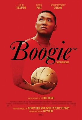 $ CDN25.46 • Buy Offical Boogie Shoot Your Shot Movie Poster