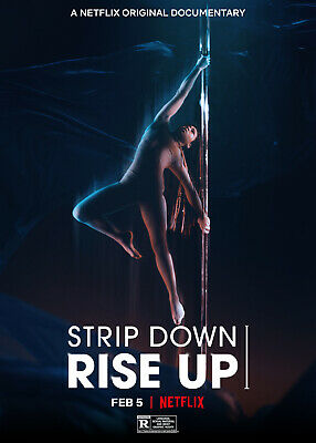 $ CDN25.46 • Buy Offical Strip Down, Rise Up Movie Poster