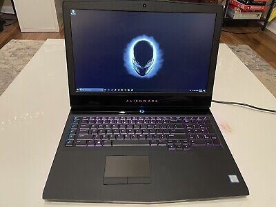 "$ CDN1481.38 • Buy Alienware 17 R5 17.3"" Notebook - Core I7 8750H 2.2 GHz - 16 GB RAM & Backpack"
