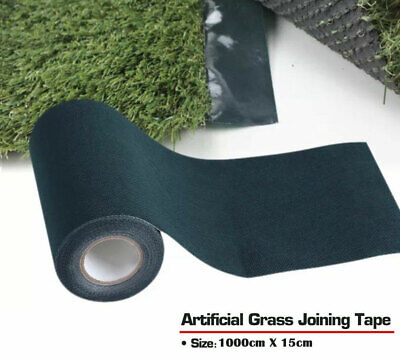 £13.69 • Buy 10M Artificial Grass Self Adhesive Strong Joining Tape Fixing Lawn Astro Turf