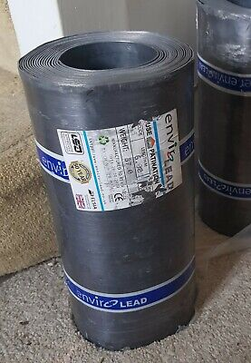 Lead 12  Inch Code 4 - 6 Meter Flashing Roll Roofing • 80£