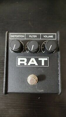 $ CDN145.19 • Buy ProCo RAT2 Distortion Guitar Effect Pedal Made In USA Shipped From Japan