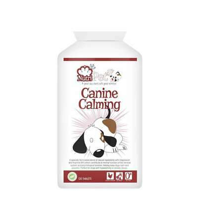 £6.36 • Buy Canine Calming, Dog Calming Tablets - 120 Tablets - For Stressed, Nervous, Anxio
