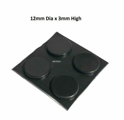 £3.29 • Buy 4x Laptop Rubber Feet Case Adhesive Bottom Foot PC MacBook TrackPad Silicone