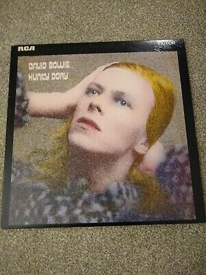 David Bowie -  Hunky Dory ...Label : RCA Victor : SF8244(LSP 4623). • 25£