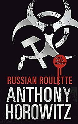 Russian Roulette (Alex Rider), Horowitz, Anthony, Used; Good Book • 3.08£