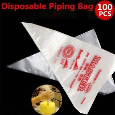£4.82 • Buy Piping Bags Strong Disposable Icing / Mash / Savoy / Pastry / Bakery  LE