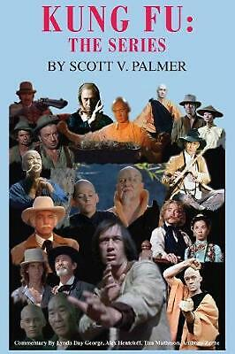 Kung Fu: The Series By Scott V. Palmer Hardcover Book Free Shipping! • 51.97£