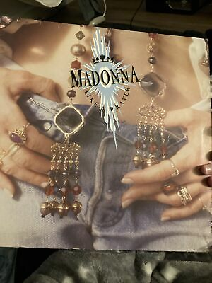 MADONNA - LIKE A PRAYER - 1989 - Vinyl LP • 3.20£