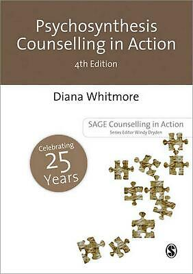 Psychosynthesis Counselling In Action By Diana Whitmore (English) Paperback Book • 31.17£