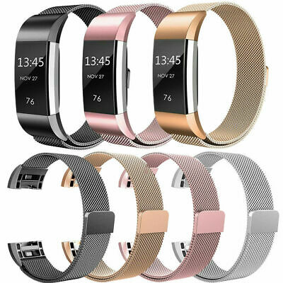 $ CDN9.54 • Buy Fitbit Charge 2 Magnetic Wristbands, Different Color/Size, Used