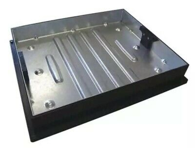 £50 • Buy Clark Drain Recessed Manhole Cover And Frame 600x450x80mm 10T Steel