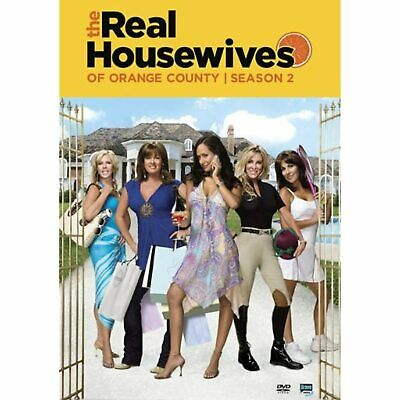 £22.69 • Buy The Real Housewives Of Orange County - Season 2 (DVD) NEW
