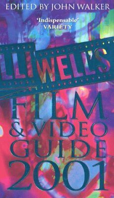(Good)-Halliwell's Film And Video Guide 2001 (Paperback)--0006532195 • 2.95£