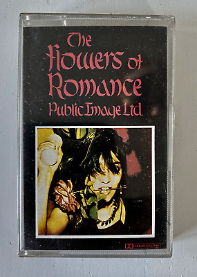 Pil - Public Image Limited - The Flowers Of Romance - 1981- Cassette - Punk • 4.20£