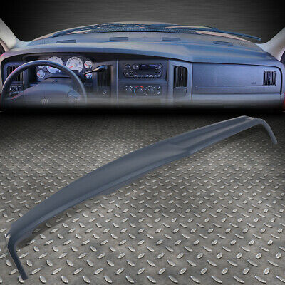 $71.56 • Buy For 02-05 Dodge Ram Truck 1500 2500 Dash Board Cap Dashboard Cover Overlay Blue